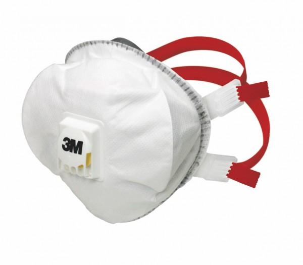 3M Atemschutzmaske 8835+, FFP3 R D