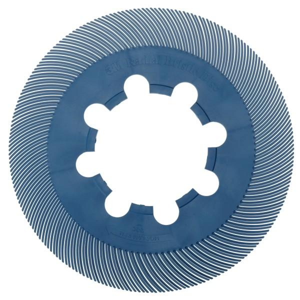 Scotch-Brite™ BB-ZB Typ C Bristle radiale Einzelsegmente
