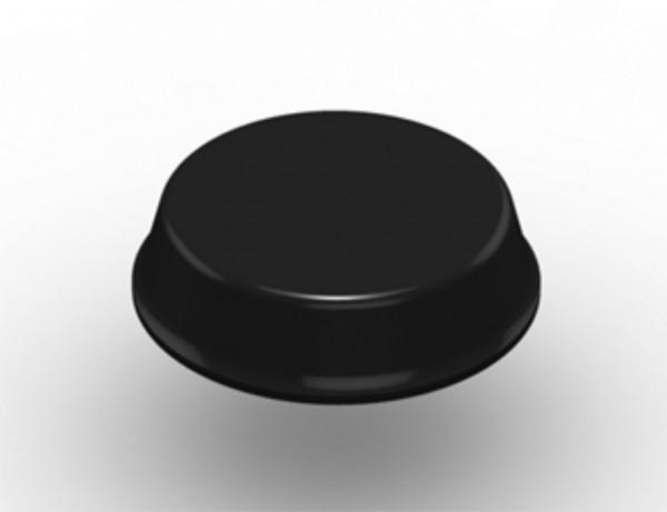 3M Bumpon SJ 5780, schwarz, 1 Pack = 24 Stück