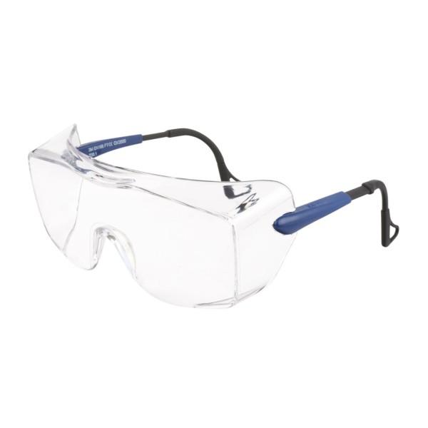 3M Schutzbrille OX2000, DX/UV, PC klar