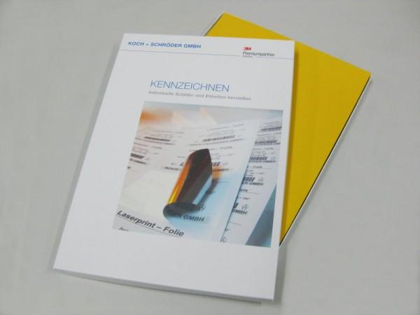 Laserprint-Folie Typ 3(N) selbstklebend,