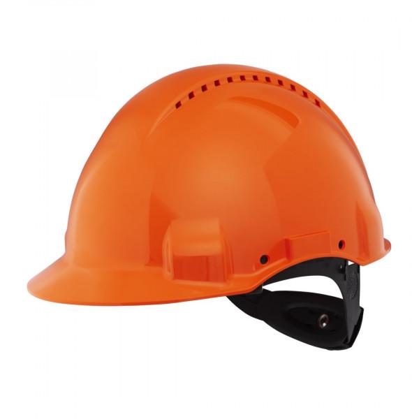 Schutzhelm G3000D ABS orange mit