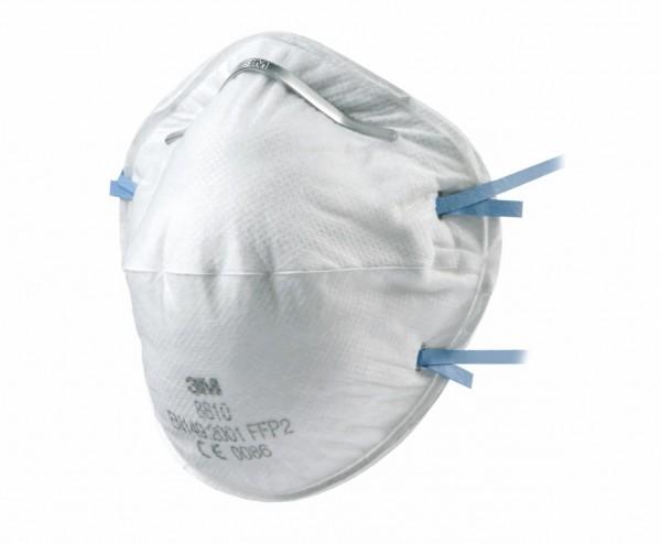 3M Atemschutzmaske 8810, FFP2 NR D