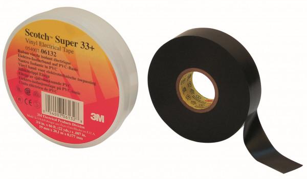 3M Super 33+, 19 mm x 33 m
