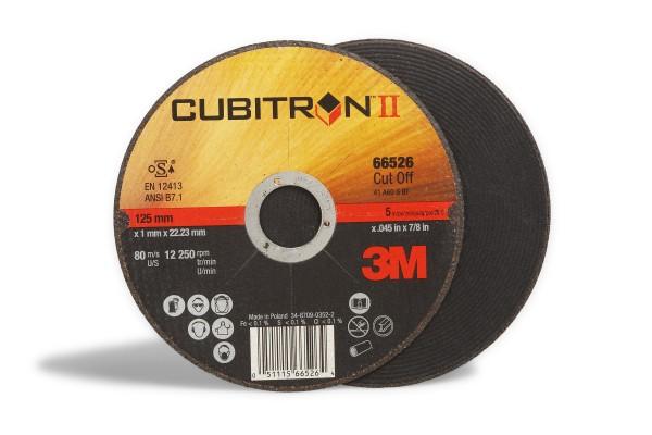 3M™ Cubitron™ II Trennscheibe