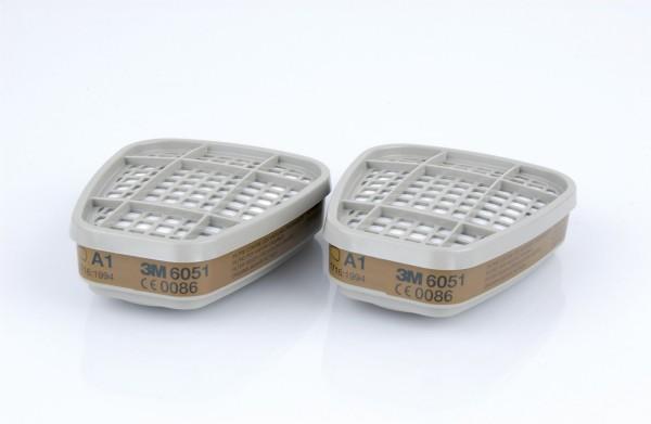 3M Schutzfilter 6051, A1