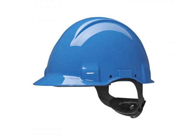 Schutzhelm G3001C ABS blau mit