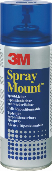 3M Scotch-Weld Spray Mount, 400 ml