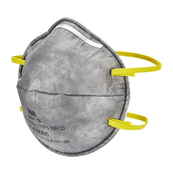 3M Geruchsschutzmaske 9913, FFP1 NR D