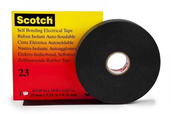 Scotch® 23 Selbstverschweißendes Ethylen-Propylen-Kautschuk-