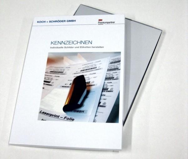 Laserprint-Folie Typ 12 selbstklebend,