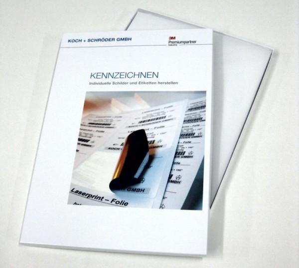 Laserprint Layout-Folie Typ 8, nicht-