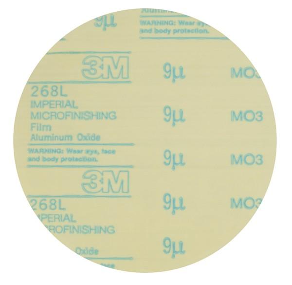 3M™ 268L Microfinishing-Film Scheibe