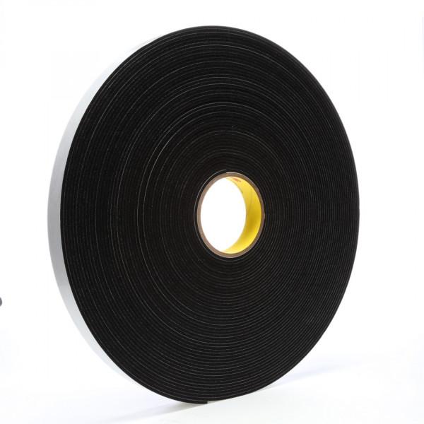 3M Klebeband 4508, 25 mm x 33 m, schwarz