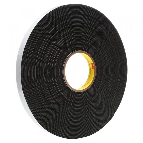 3M Klebeband 4516, 19 mm x 33 m, schwarz